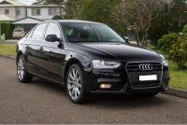Audi A4 Q Automatic or Similar