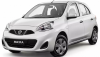 Nissan micra automatic or similar